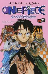 One piece. Vol. 36
