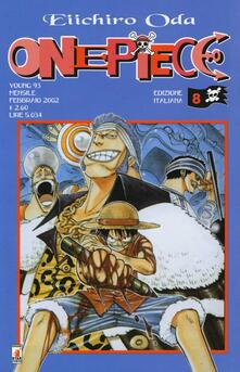 Ipabsantonioabatetrino.it One piece. Vol. 8 Image