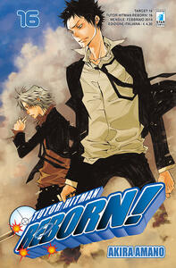 Tutor Hitman Reborn. Vol. 16