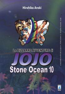 Stone Ocean. Le bizzarre avventure di Jojo. Vol. 10