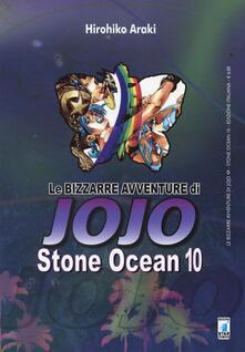 Daddyswing.es Stone Ocean. Le bizzarre avventure di Jojo. Vol. 10 Image