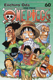 One piece. New edition. Vol. 60