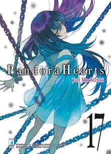 Radiospeed.it Pandora hearts. Vol. 17 Image