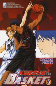 Kuroko's basket. Vol. 8
