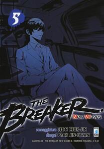 The Breaker. New waves. Vol. 5