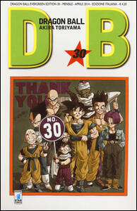 Dragon Ball. Evergreen edition. Vol. 30