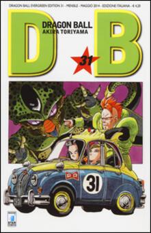 Antondemarirreguera.es Dragon Ball. Evergreen edition. Vol. 31 Image