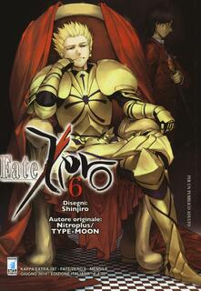 Librisulladiversita.it Fate/Zero. Vol. 6 Image