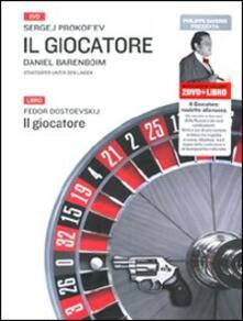 Criticalwinenotav.it Il giocatore. Con 2 DVD Image
