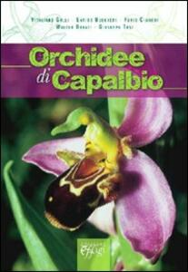 Orchidee di Capalbio