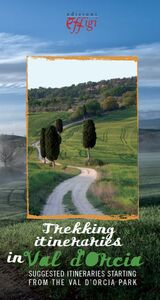 Trekking itineraries in Val d'Orcia