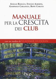 Librisulladiversita.it Manuale per la crescita dei Club Image