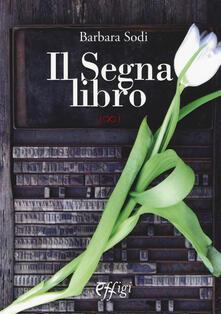 Il segnalibro - Barbara Sodi - copertina