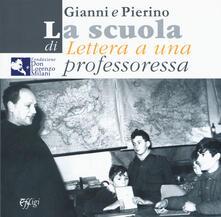 Camfeed.it Gianni e Pierino. La scuola di «Lettera a una professoressa». Ediz. illustrata Image