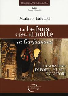Ascotcamogli.it La befana vien di notte in Garfagnana. Tradizione di poeti, musici e cantori Image
