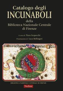 Grandtoureventi.it Catalogo degli Incunaboli della Biblioteca Nazionale Centrale di Firenze Image