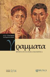 Grammata. Rivista di cultura umanistica. Nuova serie. Vol. 2