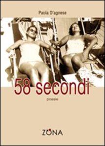 Cinquantotto secondi