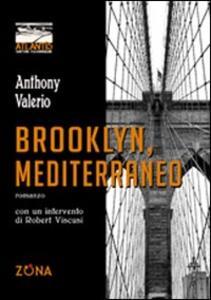 Brooklyn, Mediterraneo - Anthony Valerio - copertina