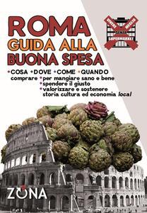 Roma. Guida alla buona spesa - copertina