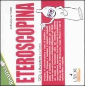Eteroscopina. 120g di barzellette sul sesso