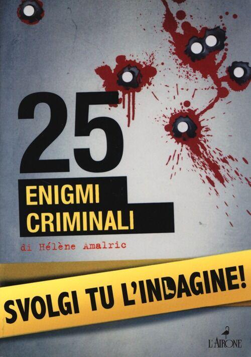 25 enigmi criminali