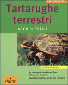 Listadelpopolo.it Tartarughe terrestri. Sane e felici Image