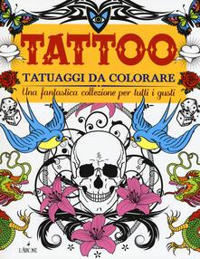 Cefalufilmfestival.it Tattoo. Tatuaggi da colorare Image