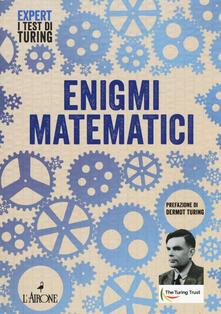 Grandtoureventi.it Enigmi matematici Image