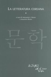 Winniearcher.com La letteratura coreana Image
