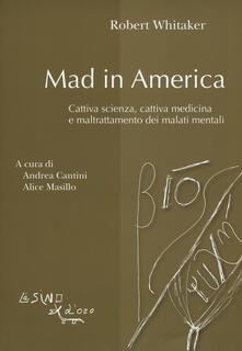 Lpgcsostenible.es Mad in America. Cattiva scienza, cattiva medicina e maltrattamento dei malati mentali Image