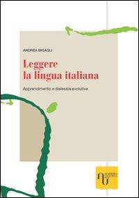 Leggere la lingua italiana....