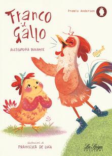 Winniearcher.com Franco il gallo. Ediz. a colori Image