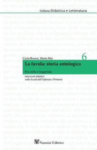 La favola: storia antologic...