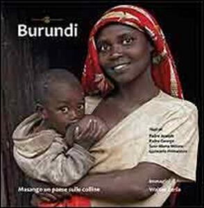 Burundi. Masango un paese sulle colline