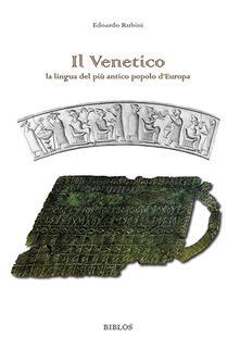 Amatigota.it Il Venetico. La lingua del più antico popolo d'Europa Image