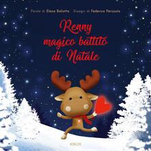 Warholgenova.it Renny magico battito di Natale. Ediz. illustrata Image