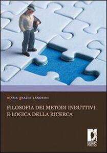 Filosofia dei metodi induttivi e logica della ricerca