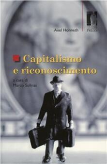 Squillogame.it Capitalismo e riconoscimento Image