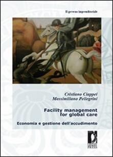 Listadelpopolo.it Facility management for global care. Economia e gestione dell'accudimento Image