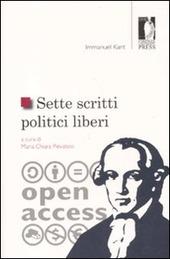 Sette scritti politici liberi