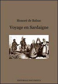 Voyage en Sardaigne. Ediz. italiana