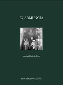 In Armungia - copertina