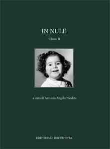 In Nule. Vol. 2