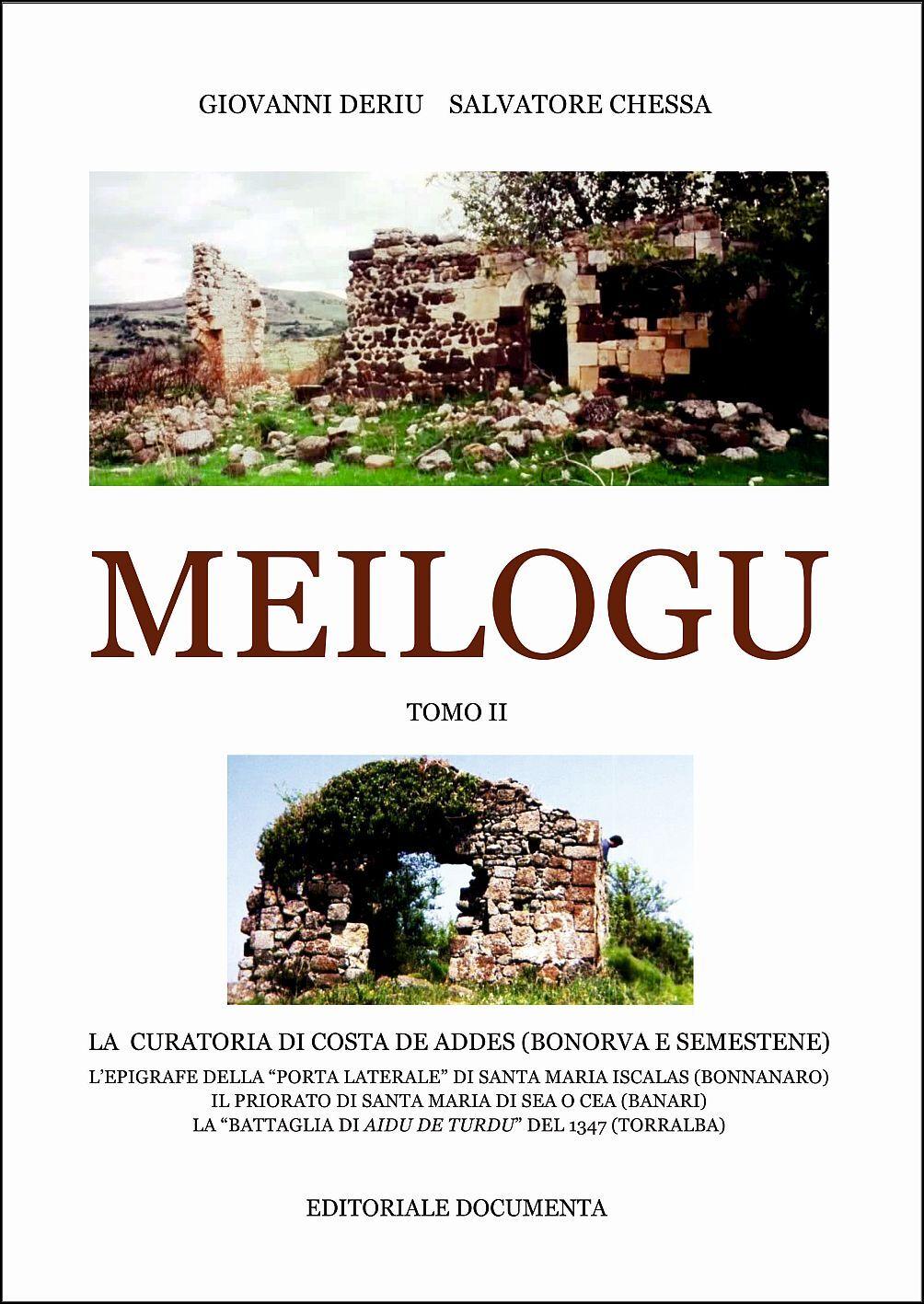 Meilogu. Vol. 2