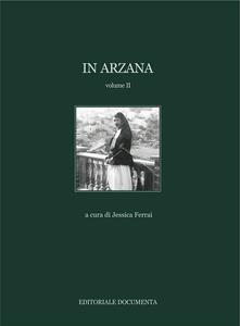 In Arzana. Vol. 2 - copertina