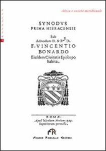 Synodus prima hieracensis