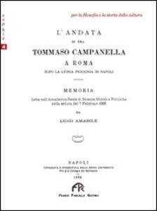 L' andata di fra Tommaso Campanella a Roma
