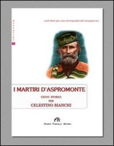 I martiri d'Aspromonte