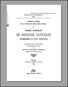 De Basilicae vaticanae
